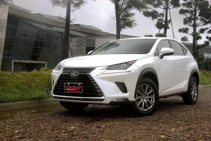 Lexus新推出的SUV市場行情破壞者-NX 到底是在破壞誰呢?(日系篇)
