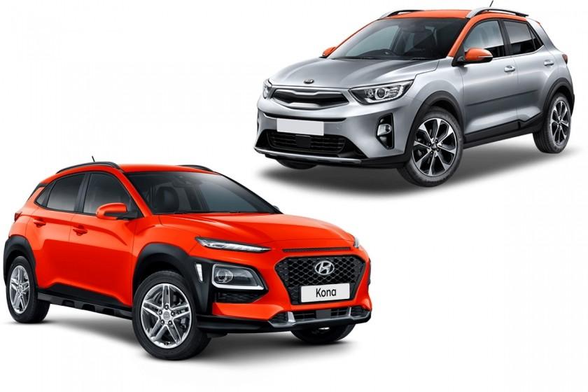 韓系小型 SUV 炫風即將於 2018 席捲車市,Hyundai Kona / Kia Stonic 雙車深度剖析!