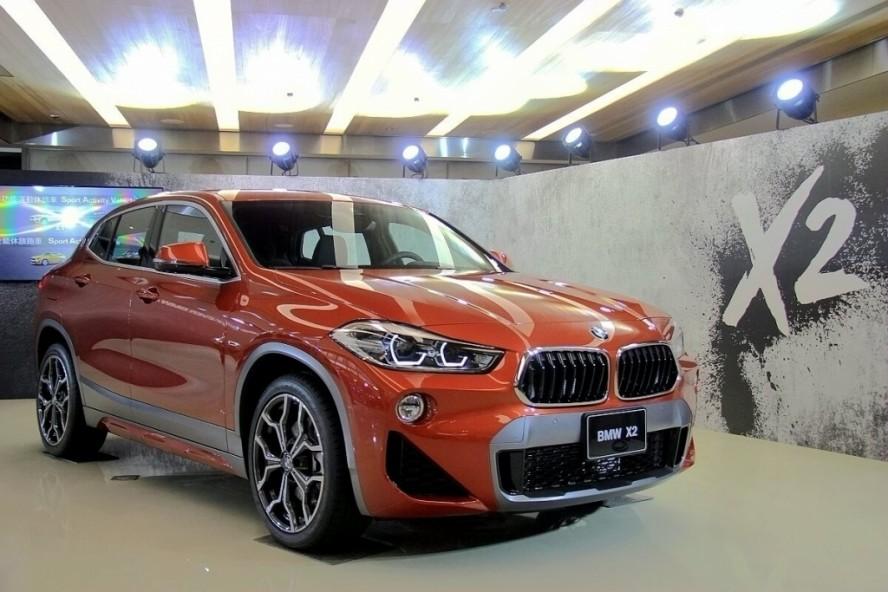 BMW X2同級「叛逆」競爭對手點名