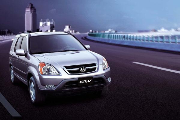 超越十万车主的肯定 honda cr v成为台湾史上最畅销suv高清图片