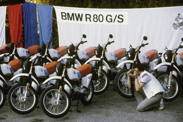 不敗傳奇的誕生─BMW GS系列報導三 - ar.long - 三咪重型機車貿易organization