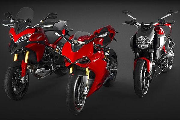 【全球新聞】不挺自家人?Ducati成德國Motorrad摩托車雜誌年度最大贏家 - ar.long - 三咪重型機車貿易organization