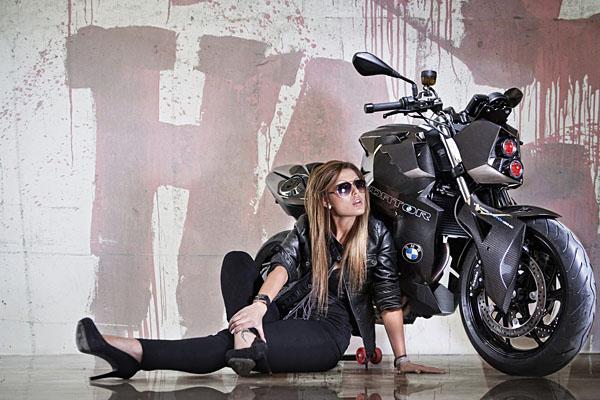 【全球新聞】全球唯一掠食者!Vilner大加改造BMW F800R - ar.long - 石氏重型機車貿易organization