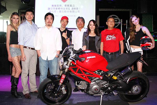 【全球新聞】野獸進化!Ducati Monster 1100 EVO 81.8萬登台 - ar.long - 石氏重型機車貿易organization