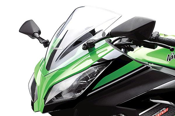 【摩界新聞】忍術精進!Kawasaki Ninja 300登場 - 石氏重型機車貿易 - 石氏重型機車貿易organization