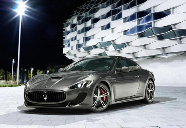 【日內瓦車展】放回後座,2013年式Maserati GranTurismo MC Stradale發表 - 石氏重型機車貿易 - 石氏重型機車貿易organization