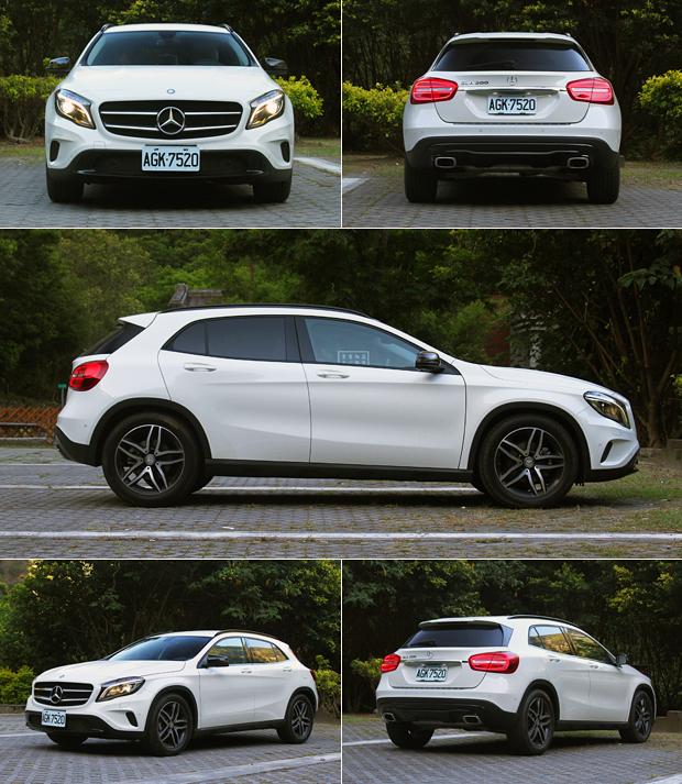 動起來更顯價值!Mercedes-Benz GLA靜不下來有原因