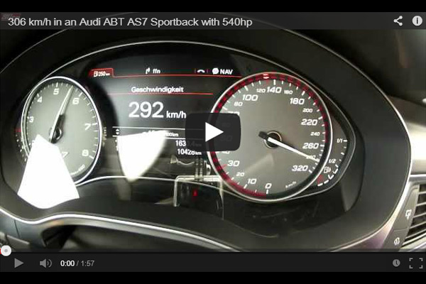 【網路影片】日本忍者ZX-10R在德國Autobahn遭遇700匹ABT奥迪RS6 Avant - 石氏重型機車貿易 - 石氏重型機車貿易organization