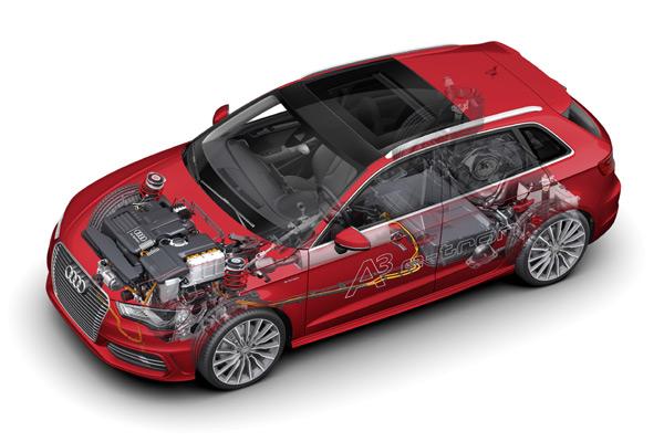 【日內瓦車展】平均油耗66.67km/L,Audi A3 Sportback e-tron發表 - 石氏重型機車貿易 - 石氏重型機車貿易organization