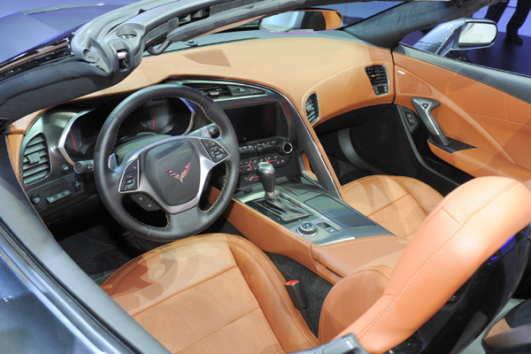 【日內瓦車展】Chevrolet Corvette Stingray Convertible敞篷車型登場 - 石氏重型機車貿易 - 石氏重型機車貿易organization