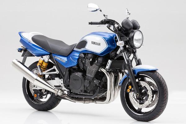【兩輪世界】馳騁德國50年,Yamaha推出SR400 / XJR1300 50週年紀念特仕車 - 摩界圓夢工程師 - 石氏重型機車貿易organization