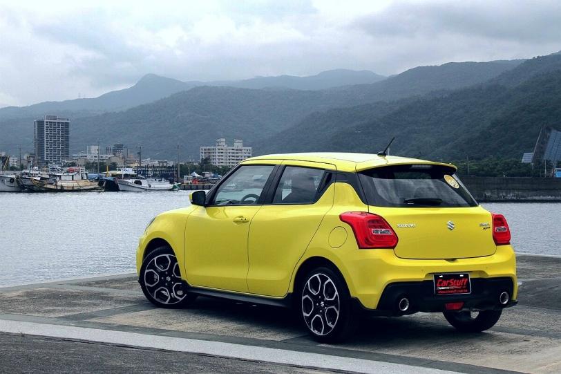 遲早要換歐洲車,不如先從Suzuki Swift Sport開始考慮起