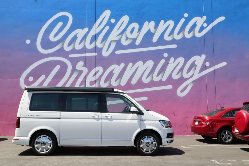 來加州試試加州生活!VW California Ocean 30週年海外試駕