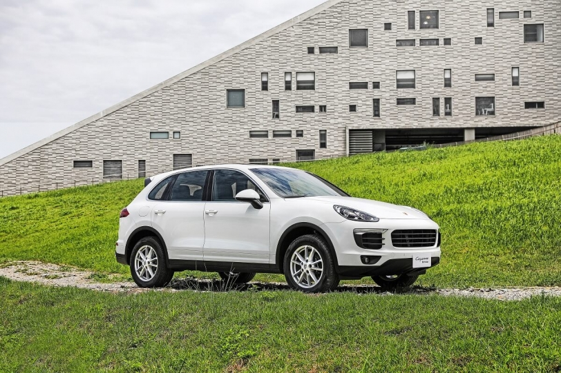 Porsche Cayenne Elite Package菁英典藏版即日起進駐Porsche中心