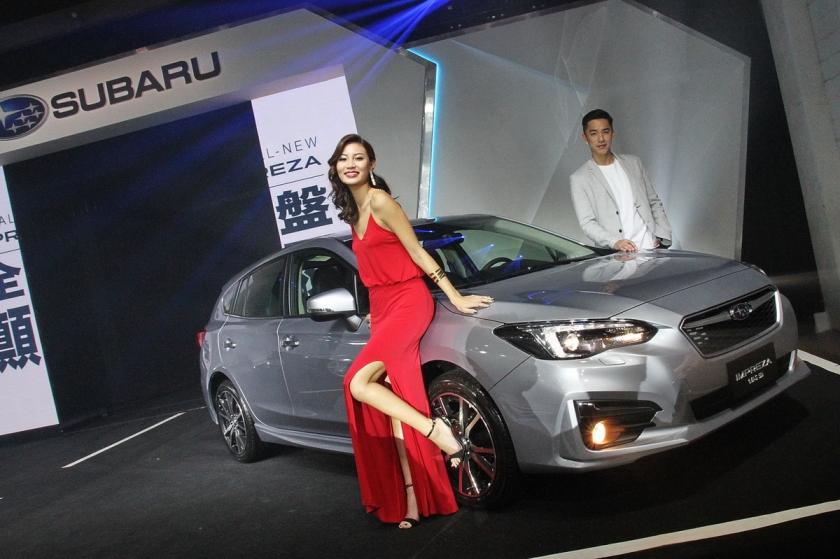 Sgp模組化底盤加持 Subaru Impreza 79 8萬元起 Carstuff 人車事