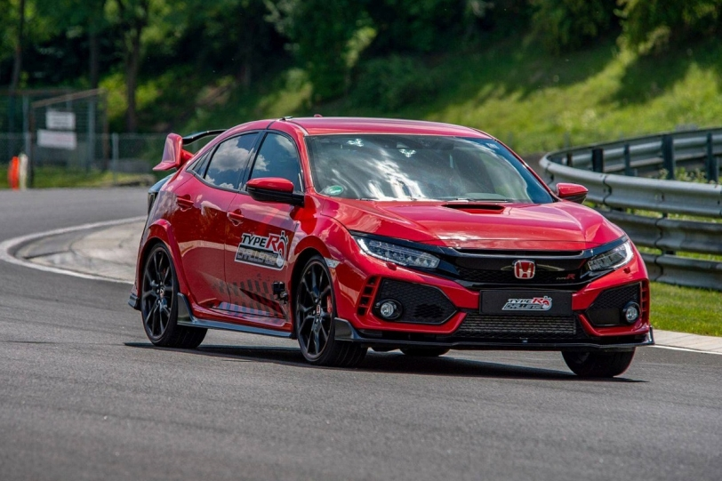 Civic Type R Challenge 2018:Jenson Button提前出場,打破Hungaroring單圈紀錄(內有影片)