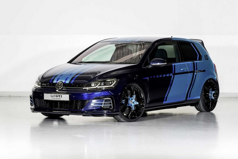 少了改裝靈感嗎? Volkswagen Golf GTI Worthersee Concept改給你看