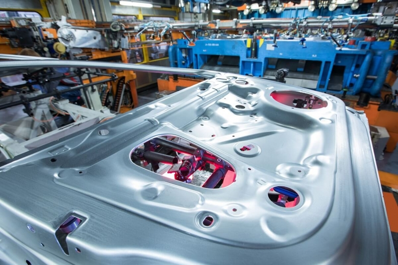 Audi將藉由人工智慧優化車身鈑件的製造