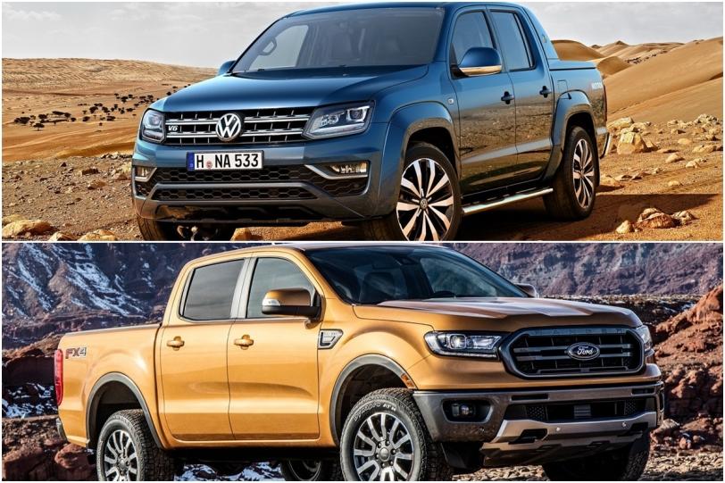 VW Amarok降價提升競爭力?與下一代Ford Ranger合作將是關鍵