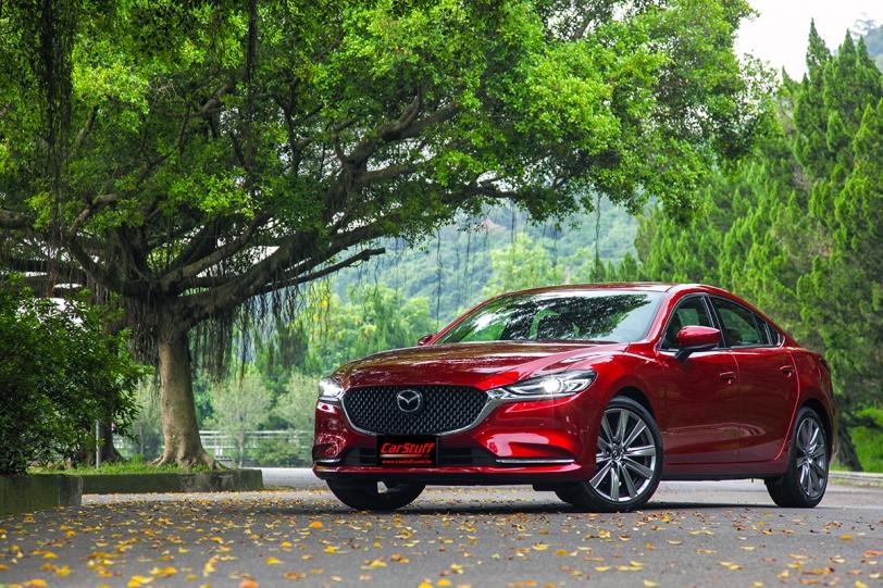 邁入高級車之林,2018 Mazda 6 2.0 SKYACTIV-G 二度改款試駕