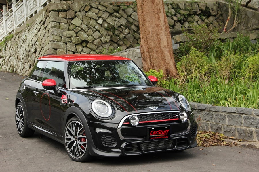 免跟趾Easy to RACE! MINI John Cooper Works