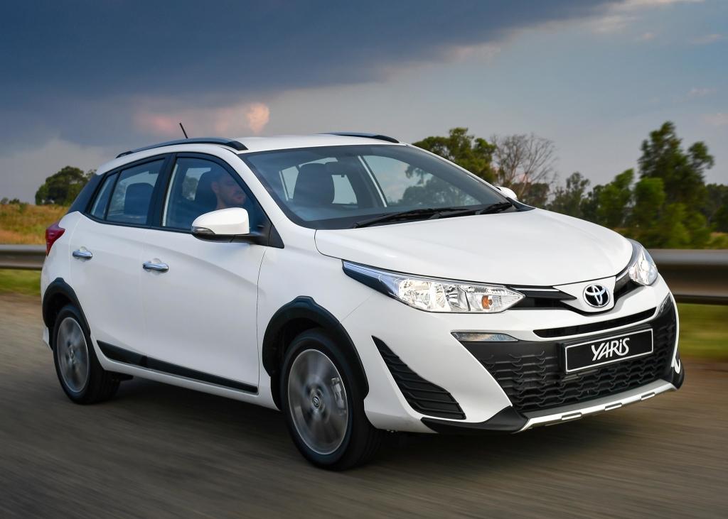 B-Segment 類跨界小車再添一員,Toyota Yaris Crossover 即將於 1/7 發表!