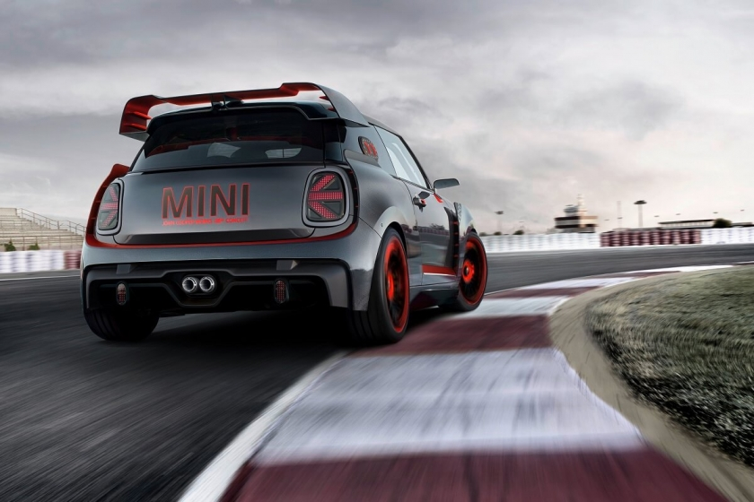2017法蘭克福車展:Mini John Cooper Works GP Concept