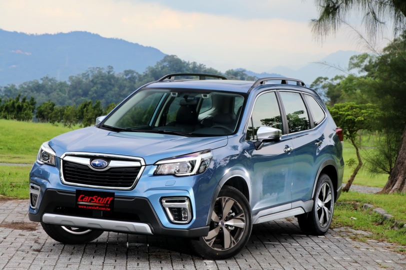 居家旅行必備良藥!Subaru Forester 2.0i-S Eyesight 試駕報導
