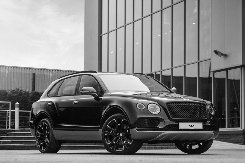 Bentley Bentayga不夠力,Wheelsandmore幫你升級到700hp!
