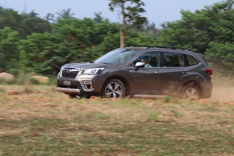 激發出全家人的冒險因子,Subaru Forester 第五代麗寶賽車場全方面體驗!