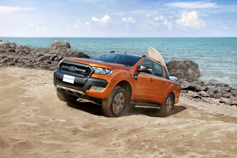 歡慶Ford Ranger運動皮卡銷售四連霸,八月底前入主享120萬分期0利率!