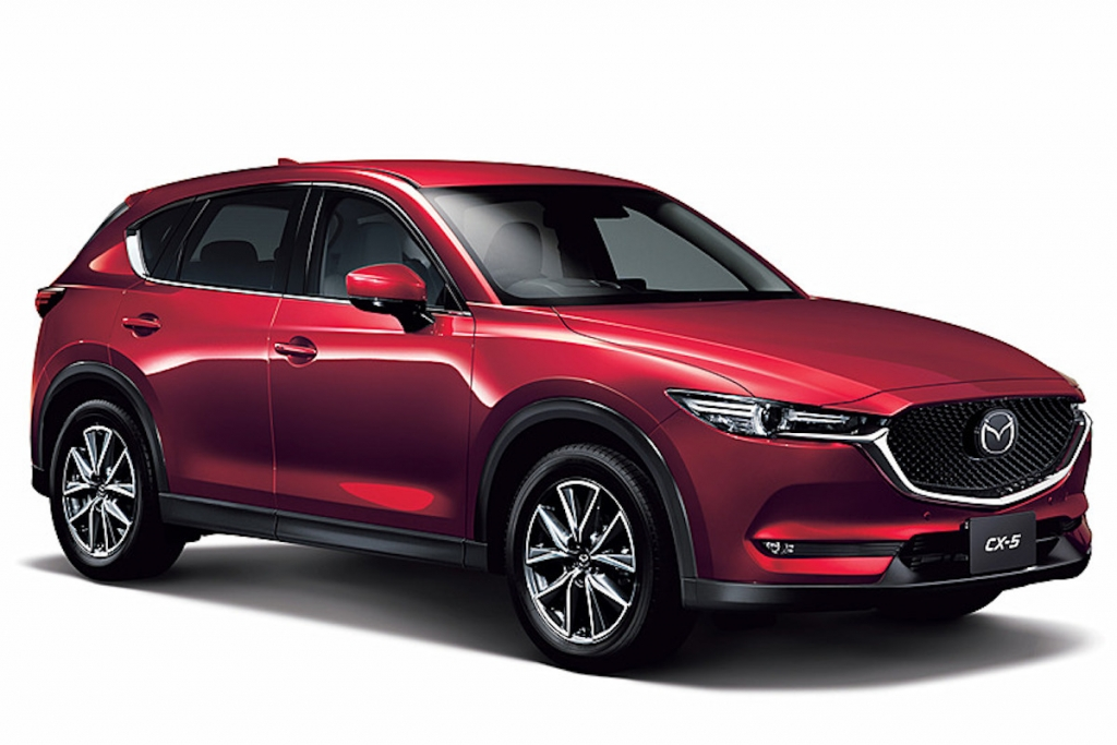 skyactiv 2018 mazda cx 5 carstuff. Black Bedroom Furniture Sets. Home Design Ideas