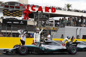 Pole to Win!Mercedes-AMG Petronas制霸F1法國站