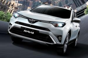 RAV4破2千輛助Toyota稱王、Mazda反超M-Benz!2018年7月台灣車市掛牌數據(進口篇)