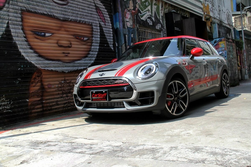 乖的我不要,就要Mini John Cooper Works Clubman ALL4