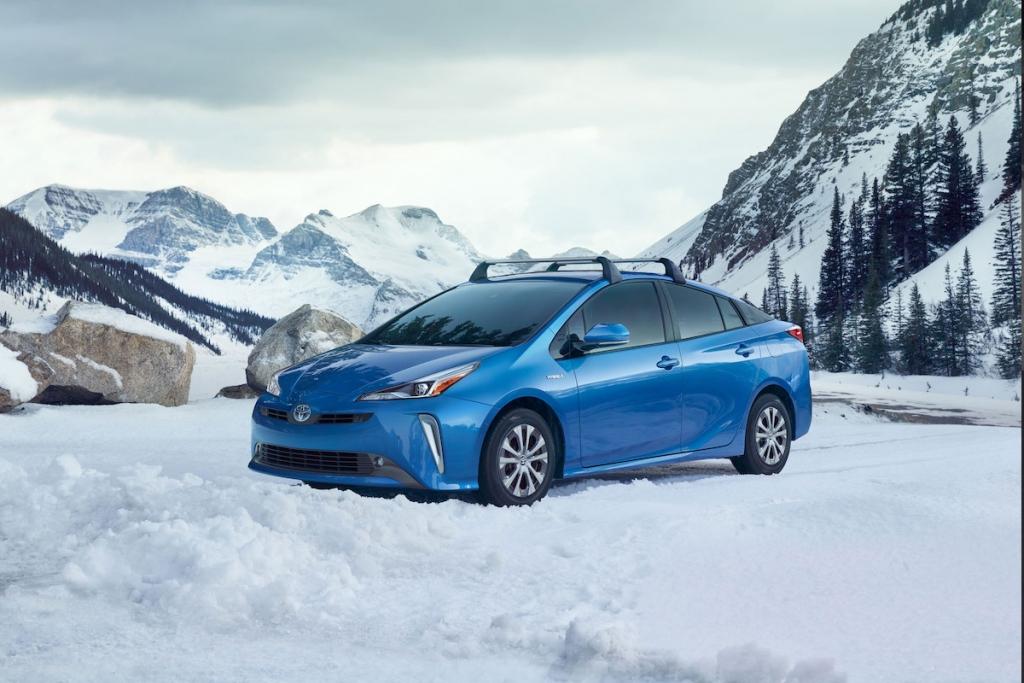 2018洛杉磯車展:造型大改變、新增 AWD-e 系統,Toyota 小改款 Prius 正式亮相!