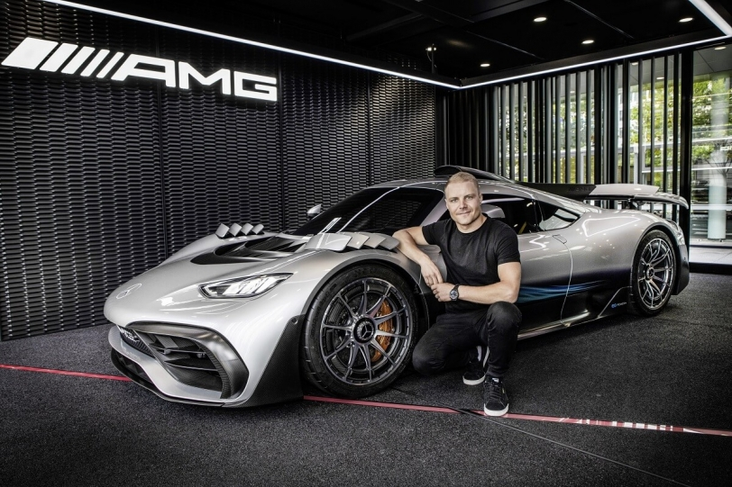 Mercedes-AMG Project ONE正式命名為Mercedes-AMG ONE(內有影片)