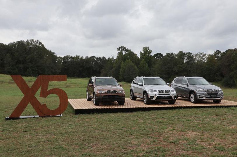 BMW第四代全新X5亞特蘭大海外試駕之:立如鐘,動如風!