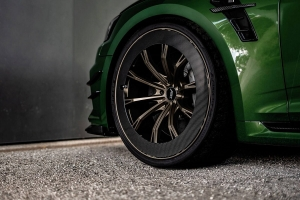 ABT推出具備空力效果的限量版Aerowheel輪圈