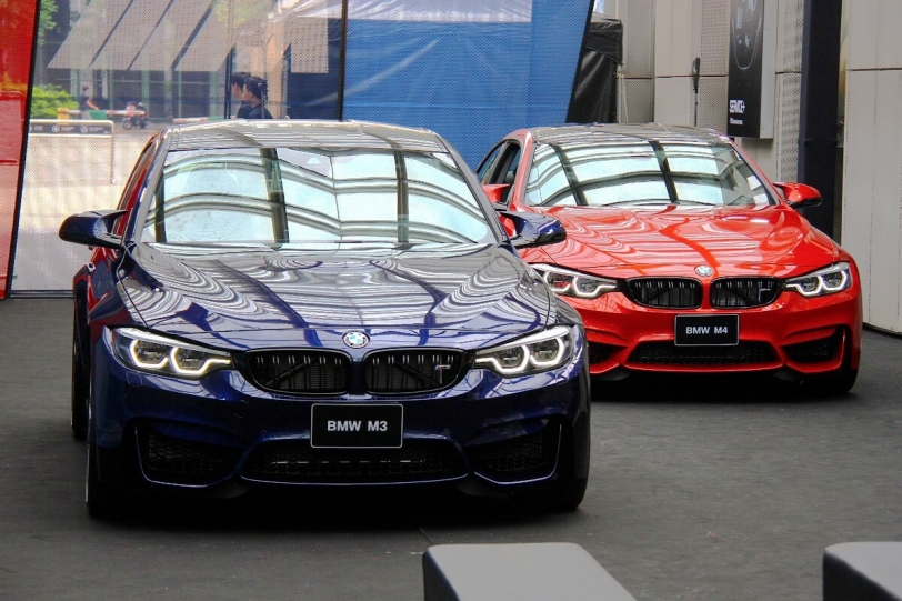 BMW M3/M4重裝Reloded!新年式全數標配Competition Package