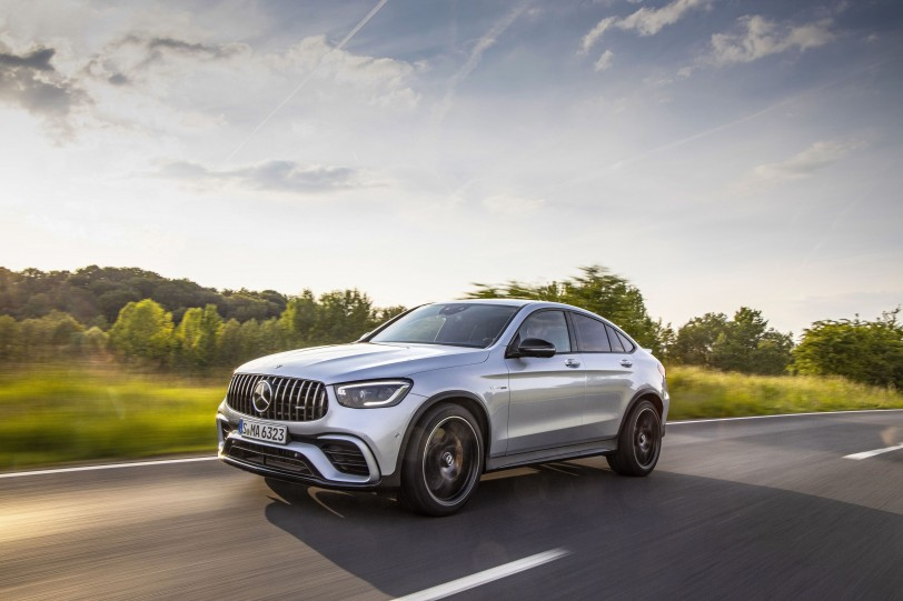 373萬起,Mercedes-AMG GLC/GLC Coupé 43/63 高性能 SUV 正式發售!