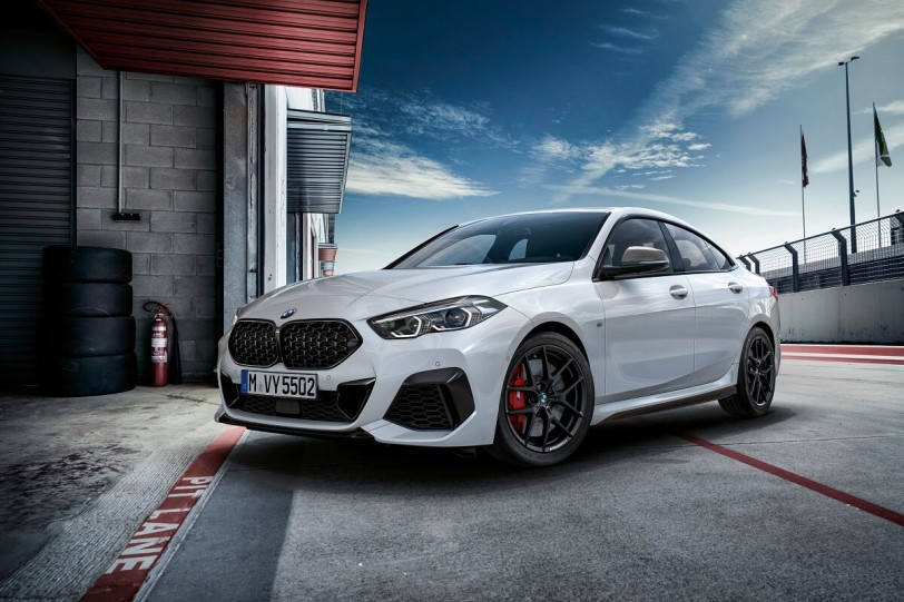 BMW 2 Series Gran Coupe M Performance套件將與車款同步推出