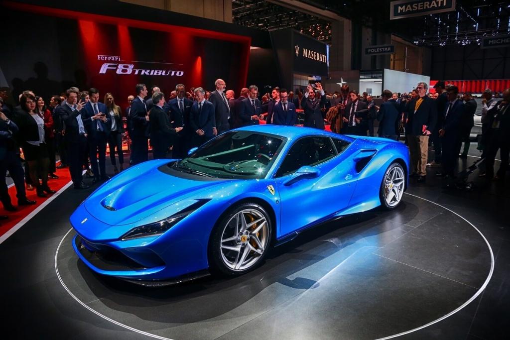 詳解全新世代ferrari F8 Tributo 經典設計元素外表下蘊含躍馬