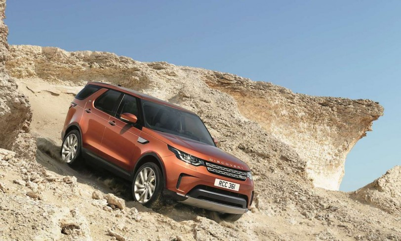 JAGUAR LAND ROVER FINANCIAL SERVICES 半價圓夢財務方案, DISCOVERY 車系同步推出188 / 299萬起限量優惠