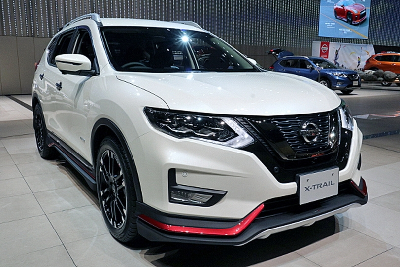 長得帥很重要,Nissan X-Trail Nismo Performance Package讓人心癢難耐