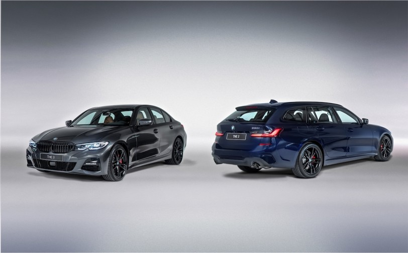 限量 60 台、BMW 330i / 330i Touring M Sport Midnight Edition 夜型版289萬元/296萬元發表!
