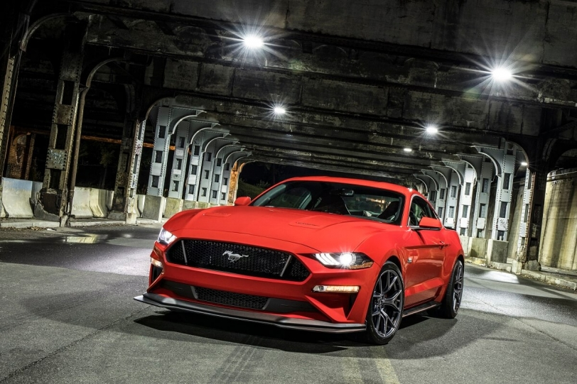 Ford推出Mustang二階升級套件「Performance Pack Level 2」
