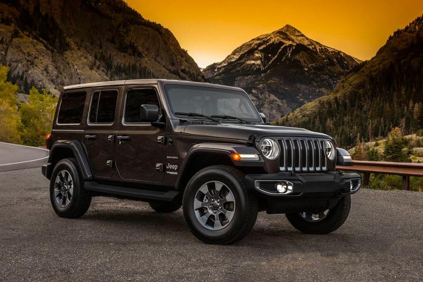 十年大改、傳奇永續!Jeep Wrangler JL 大改款即將於1129