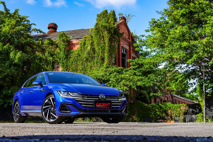 以德意志美學重新詮釋獵跑,2021 Volkswagen Arteon Shooting Brake 380 TSI R-Line Performance
