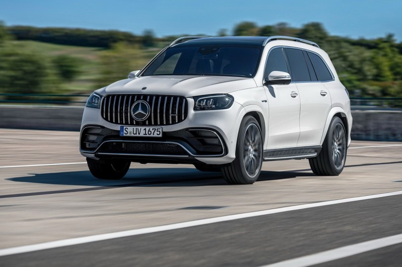 2019洛杉磯車展:賓士AMG我開大的!Mercedes-AMG GLS 63 4MATIC+磅礡登場